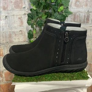 NWT JBU by Jambi Juno Womens Comfort Shoe Black